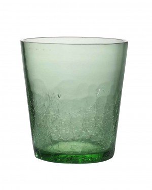 Kalakriti-Crackeled-Glass-wITH-green-color