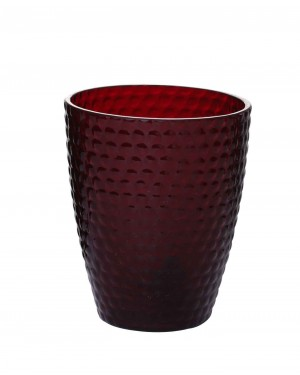 Kalakriti-Glass-Round-Designer-Dotted-Votive-Holder