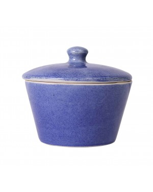 Kalakriti V shape Biryani Handi Blue Color