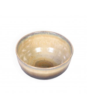 Kalakriti White Marble type soup Bowl