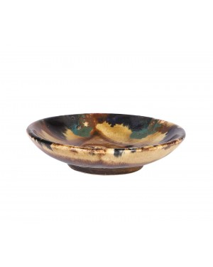 Kalakriti Craft Blue Pottery Ceramic Soap Dish Collect