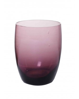 Kalakriti-Large-Rounded-Tealight-Holder-With-Purple-color